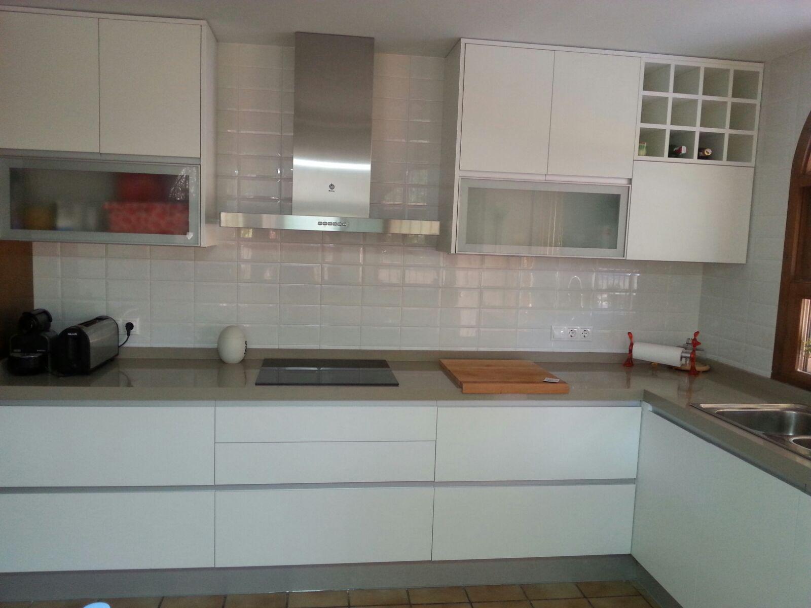 Muebles de Cocina INTECO. Alicante.